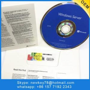 Buy cheap MS Windows Server 2019 Datacenter Licensing Standard Version Authorized Original product