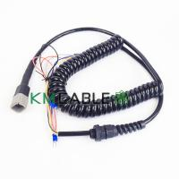 Buy cheap Genie Lift Electrical Spiral Cable Fast Connect Water Resistant Replacement from wholesalers