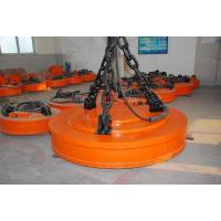 Buy cheap Round Shaped Permanent Magnetic Lifter Insulation Grade F High Lifting Capacity from wholesalers