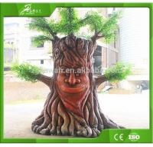 Buy cheap KAWAH Customized merry christmas decorative animatronic talking tree product