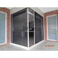 Buy cheap Alibaba top quality China supplier Plisse insect screen windows and doors for sale product