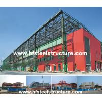 Buy quality Shopping Mall Industrial Commercial Steel Buildings Collect Sophisticated Technology at wholesale prices