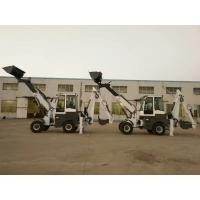 Buy cheap CE approved tractor loader backhoe for export product
