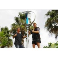 Buy cheap Generator Wind Turbine Hybrid Electric System 600W 48V With Utility Design product