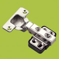 Buy cheap free samples furniture hardware cold-rolled steel hinge  half-overlay product