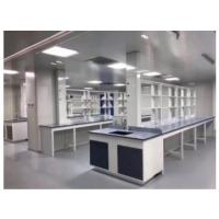 Buy cheap Floor Mounted Factory Chemistry Laboratory Work Table With Storage product