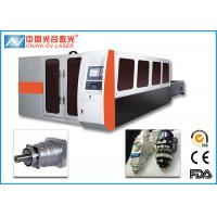 Buy cheap CNC Stainless Steel Laser Cutting Machine for Kitchenware 300 X 150 cm product