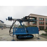 Buy cheap MDL-150H Drilling Rig DTH Hammer Land Drilling Rigs Machine Piling Foundation from wholesalers