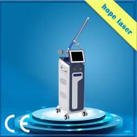 Buy cheap Rf Tube Touch Screen Co2 Fractional Laser Machine Get Rid Of Wrinkles Tightening Vaginal product