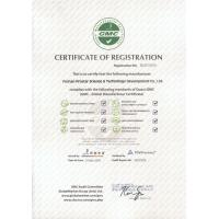 Guangdong Prostar New Energy Technology Co., Ltd. Certifications