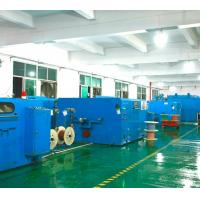 Buy cheap Power Saving Copper Wire Machine Cable Manufacturing Equipment Customized Color product