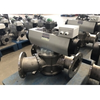 """Buy cheap Swing Plate Type 90° 40"""" Q235 Manual Diverter Valve product"""