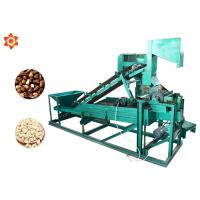 Buy cheap High Efficiency Electrical Nut Shelling Machine 460kg Weight 220v / 380v product