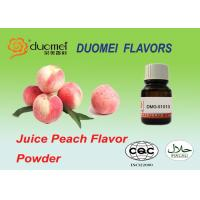 Buy cheap Organic Natural Juicy Peach Flavor Powder Peach Flavoring One Year Shelf Life product