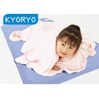 Buy quality Cotton Cool Gel Mattress Pad Comfortable for Baby / Old People at wholesale prices