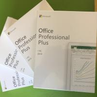 Buy cheap Microsoft Office Products Office 2019 Professional Plus Pro Plus Full Package And Keycard product