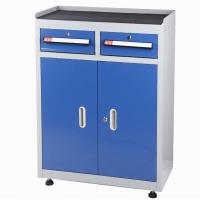 Buy cheap Professional Movable Metal Tool Cabinet On Wheels , Roller Cabinet Tool Box from wholesalers