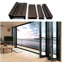 Buy cheap 6063 Extrusion Aluminium Profiles For Window Door Home Decoration from wholesalers