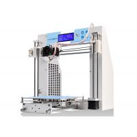 Buy cheap Heating Bed Metal Casting Prusa 3D Printer Portable TPU Filament Self Assembly from wholesalers
