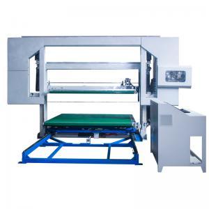 Buy cheap D&T Loop knife Cutting Machine Sponge Machine pu foam cutter Horizontal from wholesalers