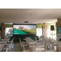 Buy cheap SMD Rental Led Display P4.81 , Led Video Wall Indoor And Outdoor For Concert from wholesalers