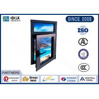Buy cheap Stainless Steel Exterior Fire Resistant Windows For High Rise Commercial Building product