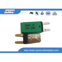 Buy cheap VDE V7AM Thermal Protector Normally Closed / Normally Open Thermal Fuse Color Code product