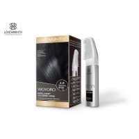 Buy cheap Root Rescue Magic Hair Color Comb 2 In 1 Formula Ammonia Free product