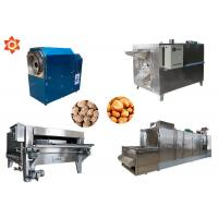 Buy cheap Energy Saving Commercial Nut Roaster 12.5kg Capacity 910 * 48 * 100 Mm product