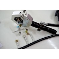 Buy cheap Portable Hydraulic Crimping Tool for Auto Air conditioning Hoses, Portable Hydraulic Crimper Tools product