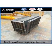 Advanced Design Concrete U Shape Mould , Concrete U Shape Channel Mould