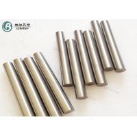 Buy cheap High Precise Ground Solid 10% Cobalt Tungsten Carbide Rod from wholesalers