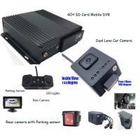Buy cheap 4G GPS Car Taxi Mobile DVR solution to View Passengers inside with Rear view from wholesalers