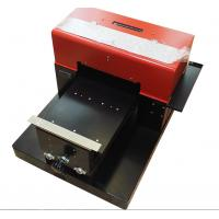 Buy cheap 6 Colors UV LED Flatbed Printer / A3 Size Uv Flatbed Printer Stable Performance from wholesalers