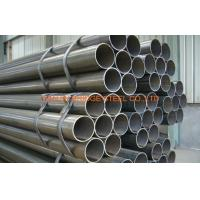 Buy cheap Electronic Fusion Welded EFW Cold Rolled Steel Pipe For Oil , Gas Transportation product