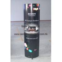 Buy quality Full wall Corrugated Cardboard Display / countertop displays stand for brand value at wholesale prices