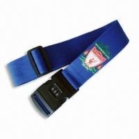 Buy cheap Luggage Strap/Belt, OEM Order are Welcome, Various Kinds are Available product