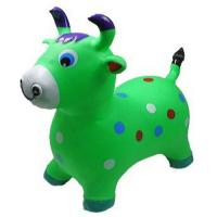 Buy cheap Durable Inflatable Animal Hopper Horse Space Hopper Eco Friendly PVC Material product