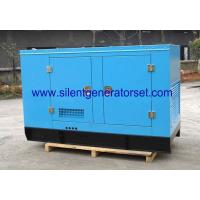 Buy cheap AC Three Phase Mobile Diesel Generators / Electrical Soundproof Diesel Generator from wholesalers
