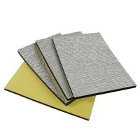 Buy cheap 19mm XPE Construction Heat Insulation Foam 1000 - 1200mm Width Light Weight product