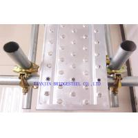 Buy cheap Q195 Q235 Construction Steel Scaffold Tube , Hollow Galvanzied Steel Pipe product
