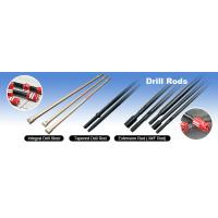 Buy cheap 11 Degree Tapered Rock Drill Rods , Tungsten Carbide Rod In Underground Mining Industry product