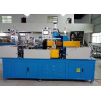Buy cheap High Speed Automatic Cable Coiling Machine / Automatic Wire Coiling Machine 380V product