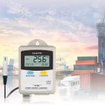 Buy cheap External Sensor Temperature Recorders Data Loggers , Temperature And Humidity Logger product