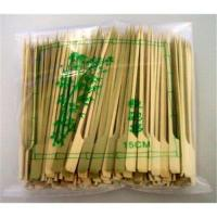 Buy cheap Bamboo skewers,fork,and stick from wholesalers