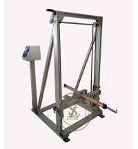 China Sliding Door Furniture Testing Equipment Hinge Durability Testing Machine , 0-90 Degree on sale