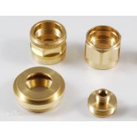 Buy quality brass hat small copper brass parts brass nut at wholesale prices