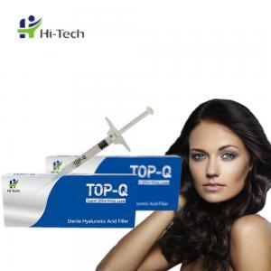China TOP-Q Ultra Deep 2ML hyaluronic acid facial dermis filler Injectable HA for cheek enhancer on sale