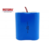 Buy cheap High Capacity Cylindrical Lithium Ion Battery ,  18650 Lithium Cell Pack 7.4V 6000mAh product