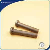 Buy cheap Natural Color Arc Welding Stud Stud Welding Products 16mm-200mm Length product
